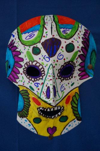 Mask Ideas For Art Class